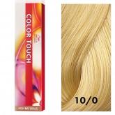 Wella Color Touch 10/0 Lightest Blonde/Natural 2oz