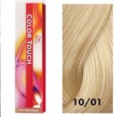 Wella Color Touch 10/01 Lightest Blonde/Natural Ash 2oz