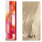 Wella Color Touch 10/1 Lightest Blonde/Ash 2oz