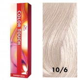 Wella Color Touch 10/6 Lightest Blonde/Violet 2oz