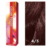 Wella Color Touch 4/5 Medium Brown/Red-Violet 2oz