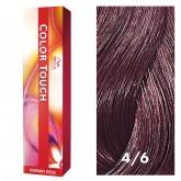 Wella Color Touch 4/6 Medium Brown/Violet 2oz