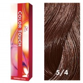 Wella Color Touch 5/4 Light Brown/Red 2oz