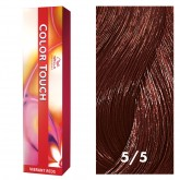 Wella Color Touch 5/5 Light Brown/Red-Violet 2oz