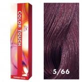 Wella Color Touch 5/66 Light Brown/Intense Violet 2oz
