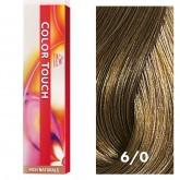 Wella Color Touch 6/0 Dark Blonde/Natural 2oz