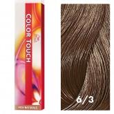 Wella Color Touch 6/3 Dark Blonde/Gold 2oz