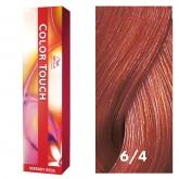 Wella Color Touch 6/4 Dark Blonde/Red 2oz