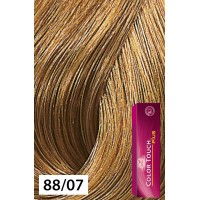 Wella Color Touch Plus 88/07 Intense Light Blonde / Natural Brown 2oz
