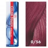 Wella Color Touch 0/56 Red-Violet Violet 2oz