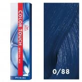 Wella Color Touch 0/88 Intense Blue 2oz