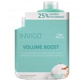 Wella INVIGO Volume Boost Shampoo Litre Mask Duo