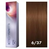 Wella Illumina Color 6/37Dark Blonde/Gold Brown 2oz