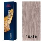 Wella Koleston Perfect Rich Naturals 10/86 Lightest Blonde/Pearl Violet 2oz