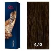 Wella Koleston Perfect Pure Naturals 4/0 Medium Brown/Natural 2oz
