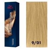 Wella Koleston Perfect Pure Naturals 9/01 Very Light Blonde/Natural Ash 2oz