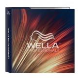 Wella Mega Color Swatch Book