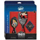 WetBrush Pro Disney Alice In Wonderland Kit