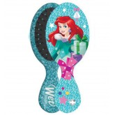 WetBrush Mini Detangler Disney Princess Holiday Glitter Ball