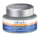 ibd LED/UV Hard Gel Builder Clear