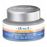 ibd LED/UV Hard Gel Builder Intense White