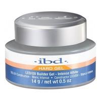 ibd LED/UV Hard Gel Builder Intense White 0.5oz