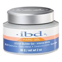 ibd LED/UV Hard Gel Builder Intense White 2oz