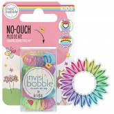 Invisibobble No Ouch Kids Hair Rings 5pk - Magic Rainbow