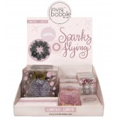 Invisibobble Sparks Flying Open Display 18pc
