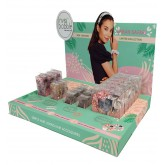 Invisibobble Urban Safari Display 18pc