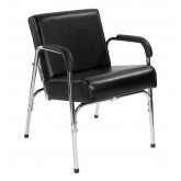 Allure Shampoo Chair Black