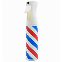 Allure Barber Pole Spray Bottle 10oz