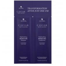 Alterna Caviar Anti-Aging Replenishing Moisture Shamp Cond Sample