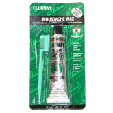 Clubman Moustache Wax 0.5oz - Clear