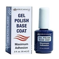 Americanails Gel Polish Base Coat 0.5oz