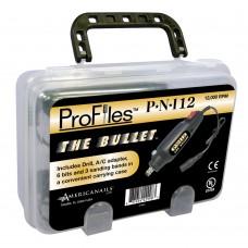 Profiles The Bullet E-File Kit