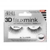 Ardell 3D Faux Mink Lashes Black 857