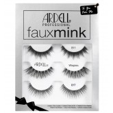 Ardell Holiday 2018 Faux Mink Lashes Stocking Stuffer 3pk