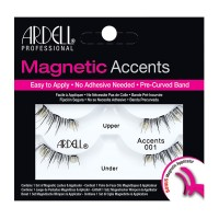 Ardell Magnetic Pre-Cut Lashes + Applicator - Accent 001
