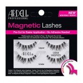 Ardell Strip Lashes Magnetic Pre-Cut Demi Wispies + Applicator