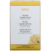 GiGi Rounded Wax Applicator 100pk Small