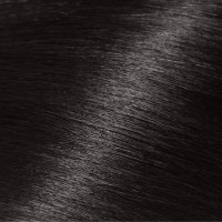 Aqua Cylinder Hair Extensions #1 Black 18""