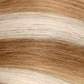 "Aqua Weft <span class=""highlight"">Extensions</span> Straight #18/22 Medium Blonde Light Blonde Duotone 4pc 18""&#160;..."
