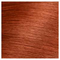 Aqua Cylinder Hair Extensions #33 Dark Red 18""