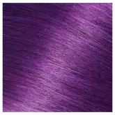 Aqua Cylinder Hair Extensions Purple 18""