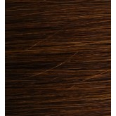 Aqua Weft Extensions Straight #1B/4 Duotone 4pc 18""