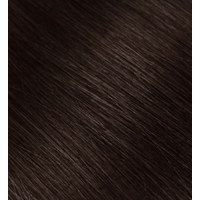 Aqua Clip-In Hair Extensions #1B Soft Black 18""