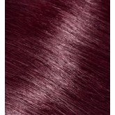 Aqua Cylinder Hair Extensions #J99 Dark Burgundy 18""