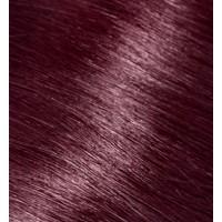 "Aqua Cylinder Hair Extensions #J99 Dark Burgundy 18"""