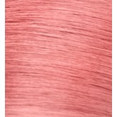Aqua Cylinder Hair Extensions Light Pink 18""